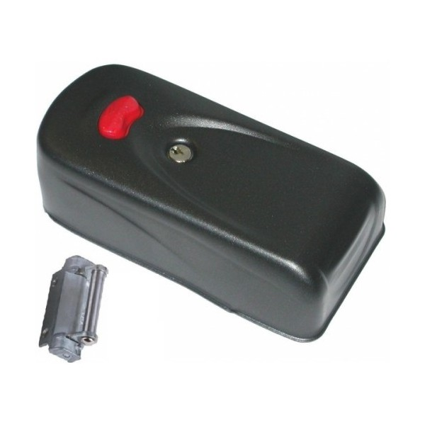 قفل برقی سیزا مدل الکتریکا کلید ساده