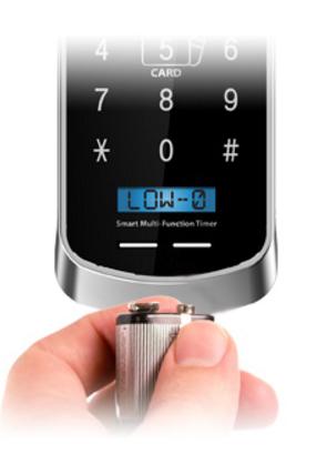 قفل دیجیتال لمسی Milre مدل MI-1300