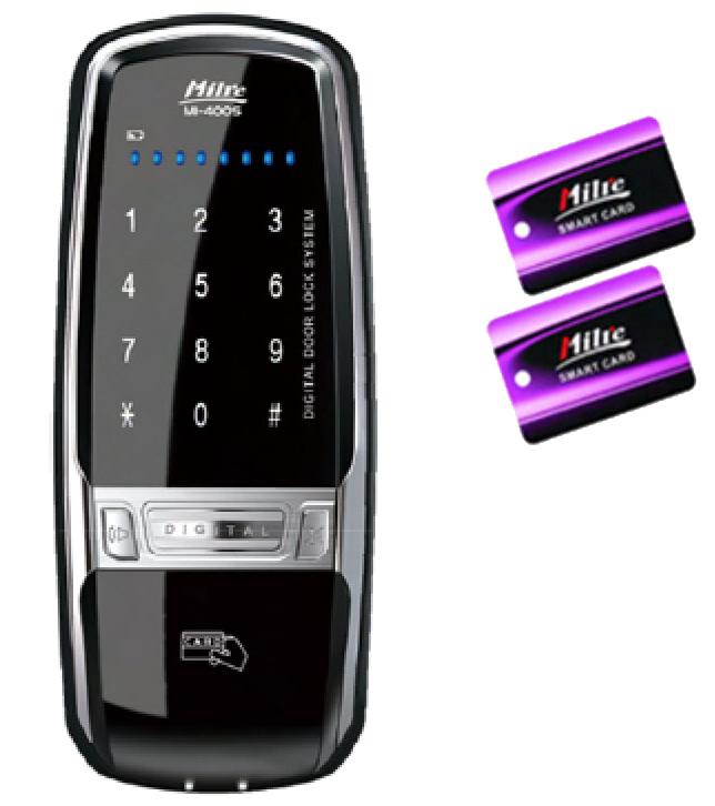 قفل دیجیتال لمسی Milre مدل MI-400s