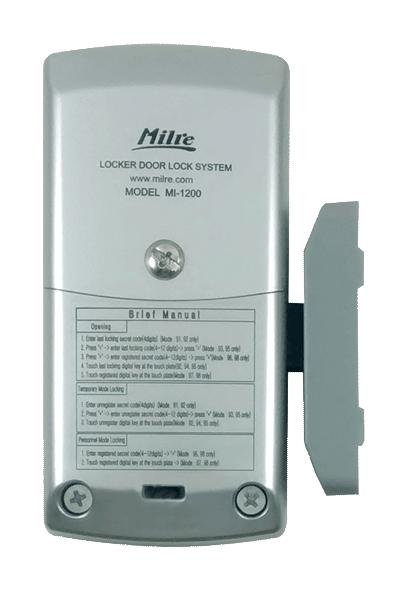 قفل دیجیتال لمسی Milre مدل MI-1200