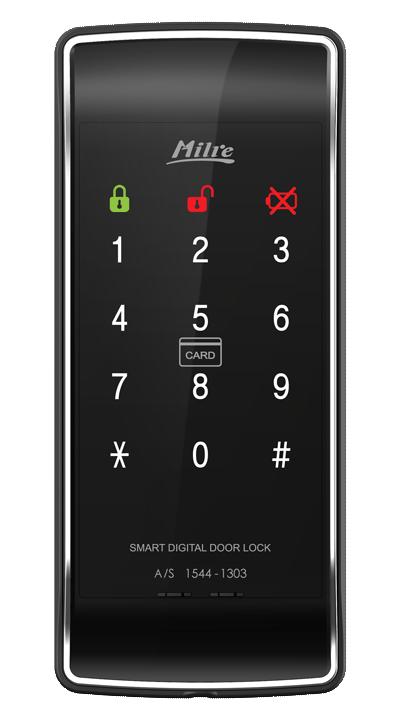 قفل دیجیتال لمسی Milre مدل MI-450S