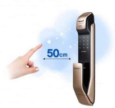 قفل دیجیتال سامسونگ SHP-DP930