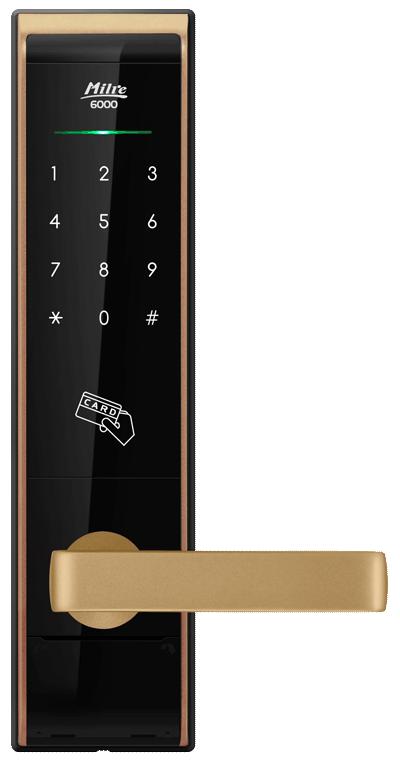 دستگیره دیجیتال لمسی Milre مدل MI-6000YS