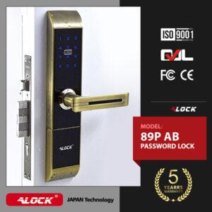 دستگیره دیجیتال رمزی 89P-AB-ALOCK