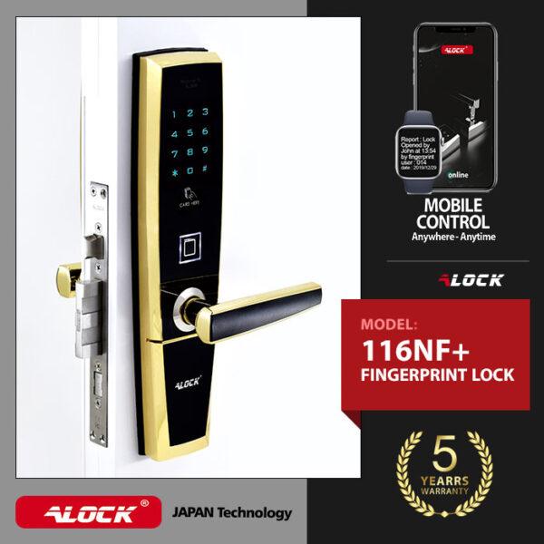 قفل دیجیتال ALOCK مدل +116NF